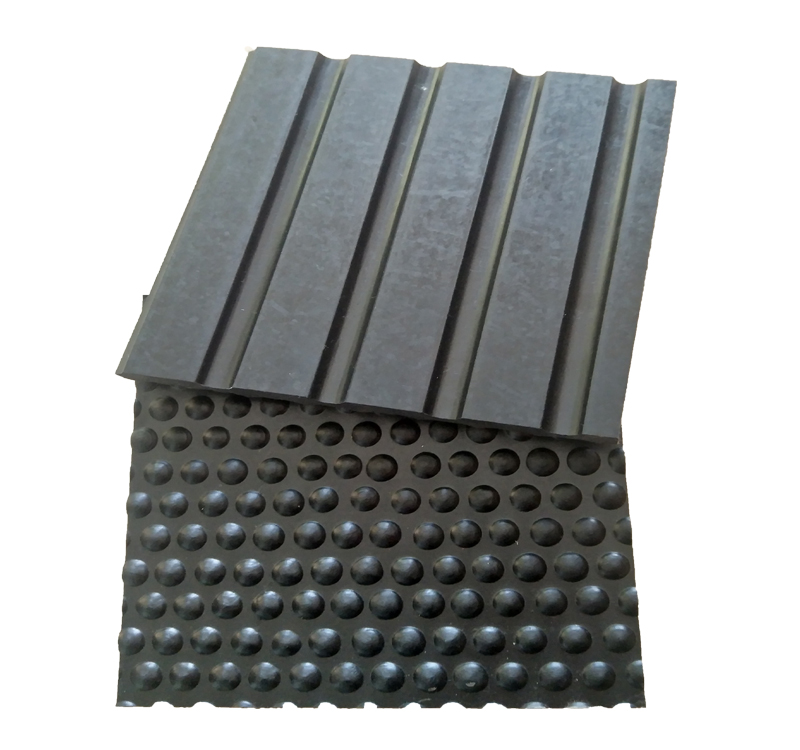 equestrian rubber matting