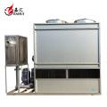 Tour de refroidissement à boucle fermée en acier inoxydable