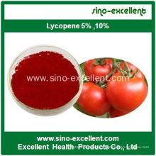 Extrait de tomate au lycopène à la tomate Lycopene Natural Lycopene Powder
