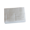 microfiber glass cleaning cloth in roll