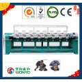 Wonyo 8 Head Computer Embroidery Machine for T-Shirt Hat Finished Garments Embroidery Wy-908c
