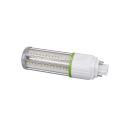 Energieeinsparung 360 Grad 12w G24d, G24q Base Maiskolben Glühbirne Licht / Lampe kompatibel mit allen Arten von Haltern