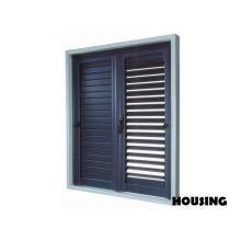 Waterproof Aluminum Shutter Door To Protect Privacy , Keep Warm