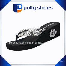 Perfekte Schritte Großhandel Slipper High Heels für Frauen