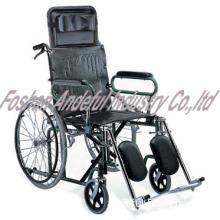 Steel Wheel Chair
