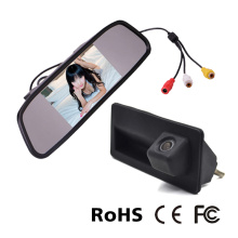 Rear View Mirror Camera System
