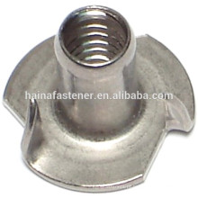 DIN1624 4-CLAW NUT, 4-CLAW NUT, garra T porca, garra garra de alta qualidade