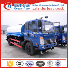 New Sinotruk CDW 4200 Liter Road Water Sprinkler
