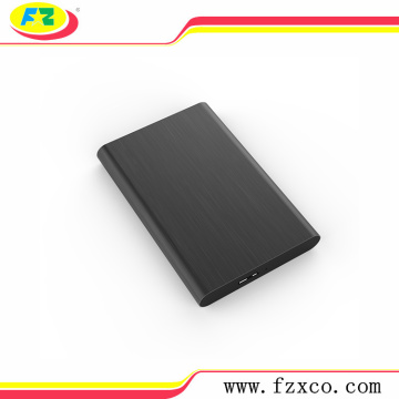 USB3.0 SATA Aluminum External 2.5 HDD Enclosure