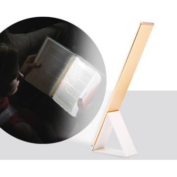 2017 Alibaba Énergie 3-niveau Réglable Luminosité lampe USB Rechargeable Bureau Table Lumière