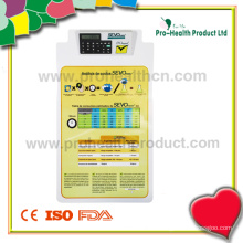 Presse-papiers avec F Style Calculator 9''x16 '' (PH4263L)