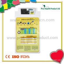 Prancheta com calculadora de estilo F 9''x16 '' (PH4263L)