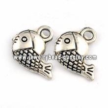 Süß Fisch Anhänger Halskette Schmuck