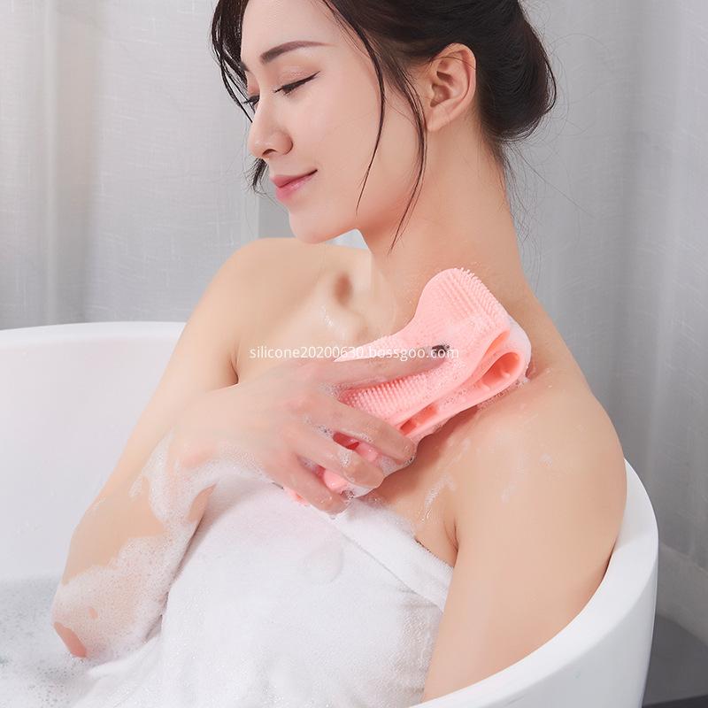 silicone rubbing artifact for women