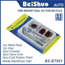 11PCS Tire Repair Tool Kit for Bicycle