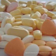 Sustancia química farmacéutica de alta calidad para la tableta de la amodiaquina de la antimalaria