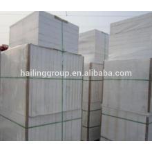 Incombustibillity diferente tipo y tamaño Tablero de silicato de calcio de 1150 grados de Chinaat / aislamiento térmico