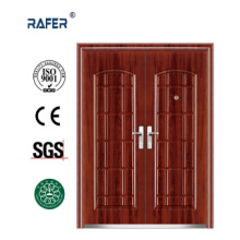 Hot Sale Cheap Big Steel Door (RA-S183)