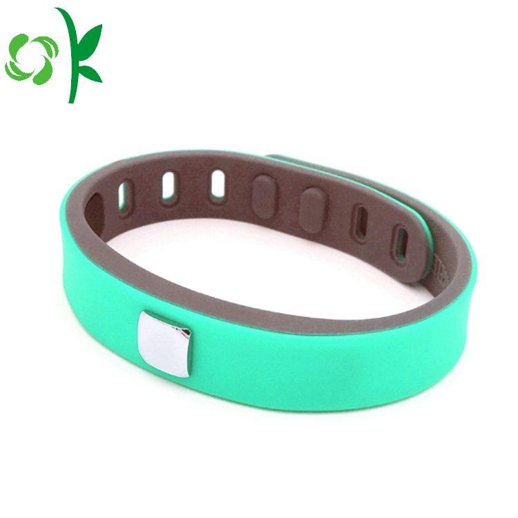Silicone Layer Bracelet