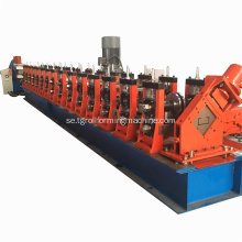 Automatisk C Purlin Roll Forming Machine