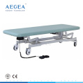 AG-ECC03 Hospital electric medication patient couch height adjust portable treatment table