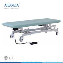 AG-ECC03 Profesional fabricante paciente examen tratamiento médico cama eléctrica de elevación