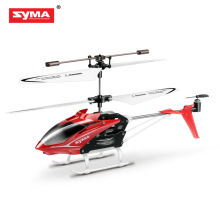 SYMA S5 El modelo más barato del mini helicóptero del rc del rtf del canal de 3 canales