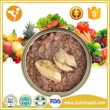 Dog Treats Com Frango / Carne / Carne De Peixe Alimento De Alimentos Natural Em Conserva