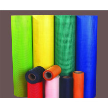 High standard 5x5mm145gr/m2 Alkali-Resistant Fiberglass Mesh Fabric