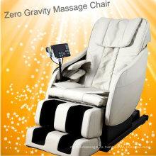 Silla de masaje eléctrica de lujo Zia Gravity Leather Shiatsu