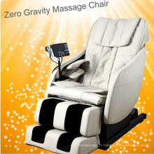 Fauteuil de Massage Zia Gravity en cuir électrique de luxe de Shiatsu