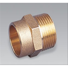 Brass Pipe Fitting Male Adapter