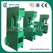 3 Funktionen Stone Pressmaschine für Marmor Bordstein