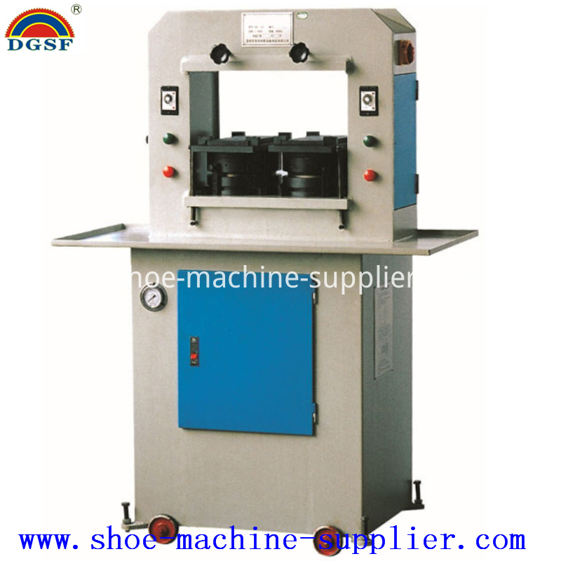 Double Station Insole Moulding Machine