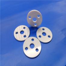 Entretoise / rondelle en céramique de zircone résistante à la chaleur