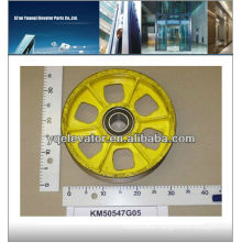 kone elevator traction wheel KM50547G05
