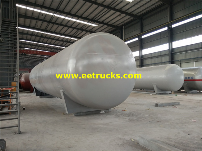 Horizontal 100cbm LPG Storage Tanks
