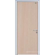 Porte en acier inoxydable, porte de gril en acier inoxydable, portes en acier, types de portes de salle de bain