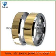 Jóias Shineme Anel de aço inoxidável de moda high-end (SSR2623)