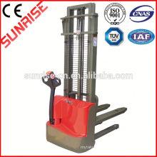 Vente chaude entièrement électrique empileur de levage 3m 1ton MBD
