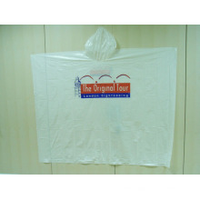 Customized Printing Disposable Rain Coat Poncho