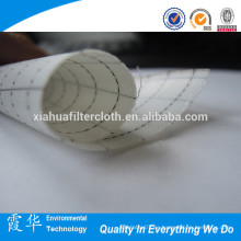 Paño de malla filtro monofilamento para industria cerámica