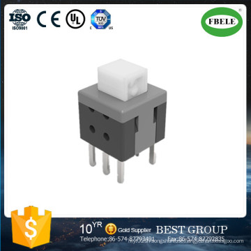 6*6 Waterproof Switch with High Temperature Touch Switch (FBELE)