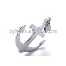 Stainless Steel Charms and Pendants Anchor Pendants