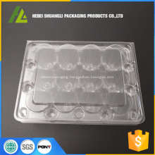 12 holes quail egg plastic box