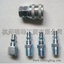 Quick Connecting Malleable Air Compressor Fittings