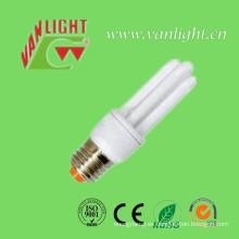 Pi mini 3u 7W bombilla CFL, lámparas ahorros de energía