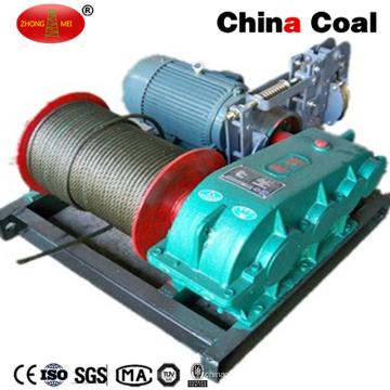 Elevación y extracción de cabrestante eléctrico sin viento a la venta
