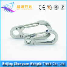 Top Selling Promotion High Quality Good Price Metal Titanium Custom key chain