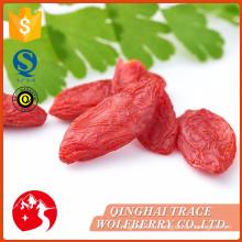 Лучшее качество 100% натуральное сушеные ягоды goji